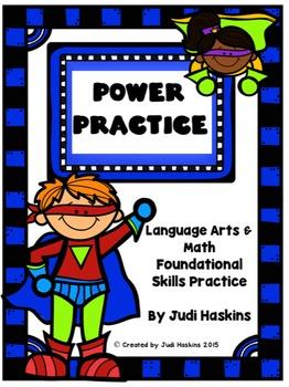 Power Practice - Foundational Skills Practice