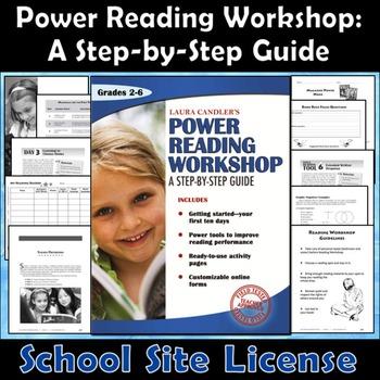 Power Reading Workshop School Site License