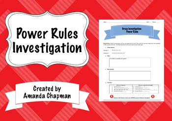 Power Rules Investigation