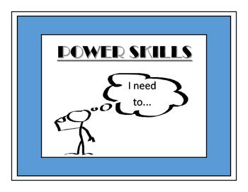 Power Skills Bulletin Board