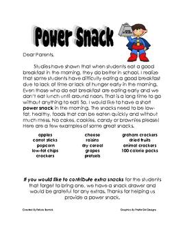 Power Snack