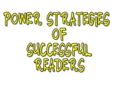 Power Strategies of Successful Readers: Bulletin Board