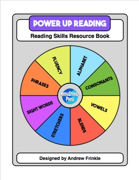 Power Up Reading - diagnostic, remediation, and teaching tool - phonics & more!