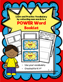 Power Word Booklet