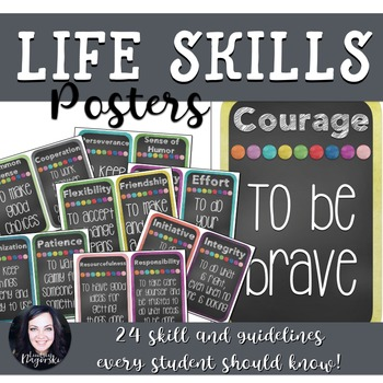 Life Skills Posters