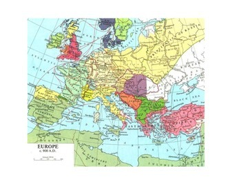Power in Medieval Europe (Presentation)