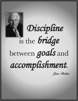 Power of Bridge to Accomplishment - Inspirational Quote