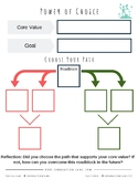 Power of Choice - Visual Support Worksheets