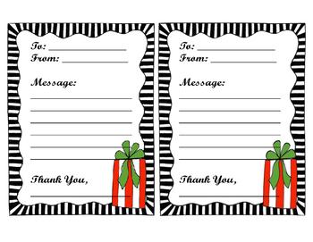 Power of Gratitude A Christmas activity