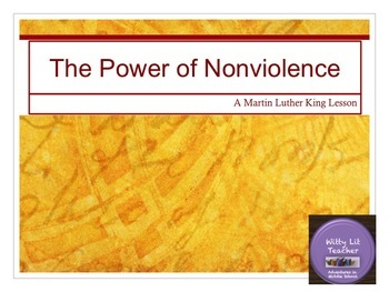 Power of Nonviolence