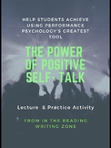 Power of Positive Self-Talk: Lecture & Practice Activity