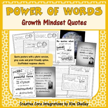Power of Words - Inspirational Quotes Mini-Bundle