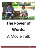 Power of Words - Movie Talk