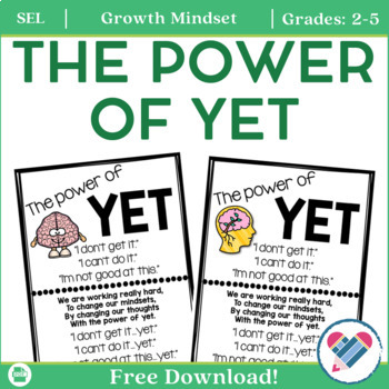 Power of Yet Poster FREEBIE