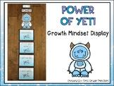 Power of Yeti: Growth Mindset
