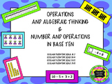 Operations and Algebraic Thinking and Operations in Base Ten Powerpoint