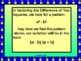 Power point:  Factoring Special Polynomials with GUIDED NOTES