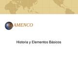 Power point sobre el flamenco (música y fiestas populares)