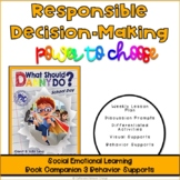 Responsible Decision Making Activities- Power to Choose