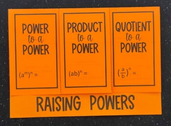 Power to a Power Property (Foldable)