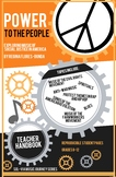 Power to the People: Music of Social Justice No Prep Handbook for Grades 8-12