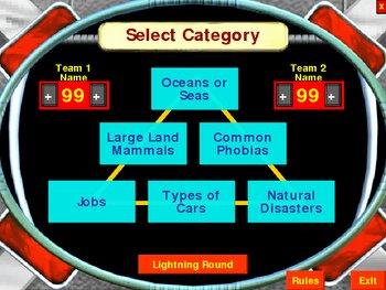 PowerPoint 100 Thousand Dollar Pyramid Game