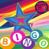 PowerPoint 8th grade Math STAAR Bingo review game