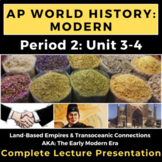 PowerPoint AP World History: Period 4 -- Complete Lecture Presentation