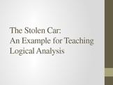 PowerPoint Accompaniment to Writing Skills – Logical Analysis