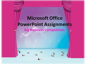 PowerPoint Activities (1-25)