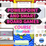 PowerPoint And Smart Board Games Course
