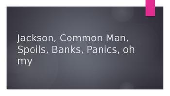 PowerPoint Andrew Jackson
