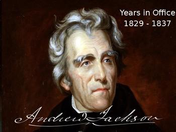 PowerPoint: Andrew Jackson