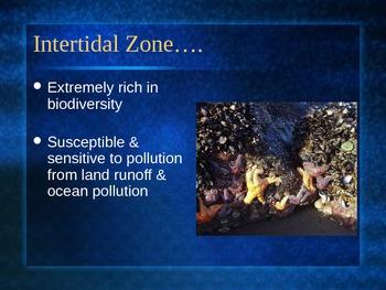 PowerPoint:  Aquatic Biomes & Species Diversity