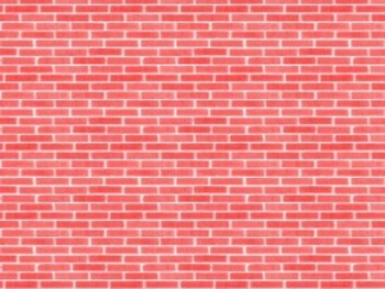 PowerPoint Backgrounds made with a red brick theme