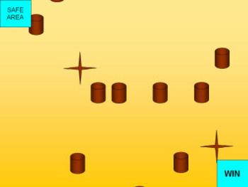 PowerPoint Barrel Game