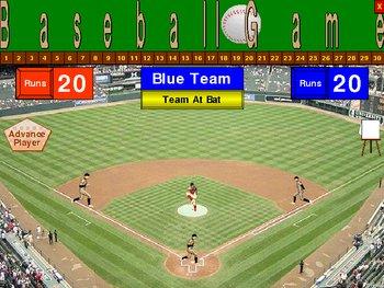 PowerPoint Baseball Game