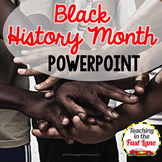 PowerPoint {Black History Month}