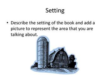 PowerPoint Book Report