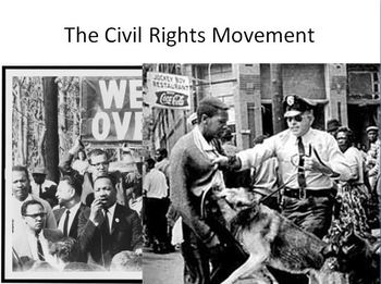 PowerPoint Civil Rights Movement