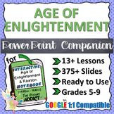 PowerPoint Companion for the Age of Enlightenment INB