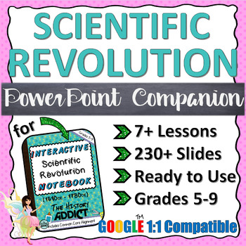 PowerPoint Companion for the Scientific Revolution INB