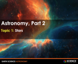 PPT - Astronomy 2: Stars, Galaxies, Universe + Student Not