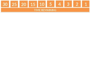 PowerPoint Countdown Timer - Animated Timers for Classroom Activities