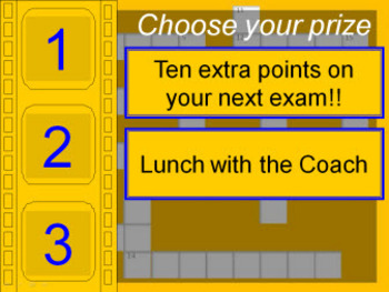 PowerPoint Crossword Puzzle Quiz Show Game