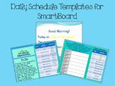 PowerPoint Daily Schedule {FREEBIE}