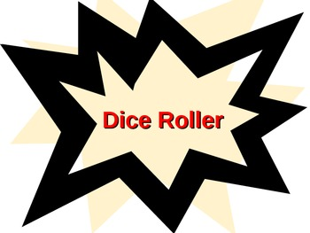 PowerPoint Dice Roller