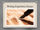 PowerPoint-Expository Essay Writing Guidelines