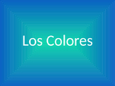 PowerPoint Featuring Colors in Spanish and English