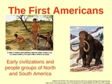 PowerPoint First Americans - Early Civilizations of North America